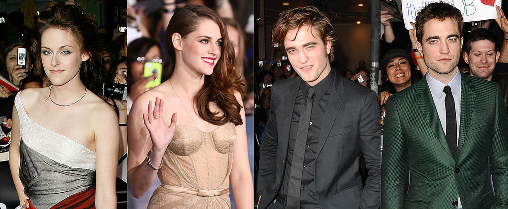 Twilight Premiere Pics That Show Just How Much Can Change in 4 Years