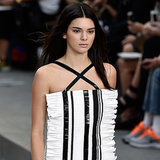 Kendall Jenner Fashion Week Spring 15
