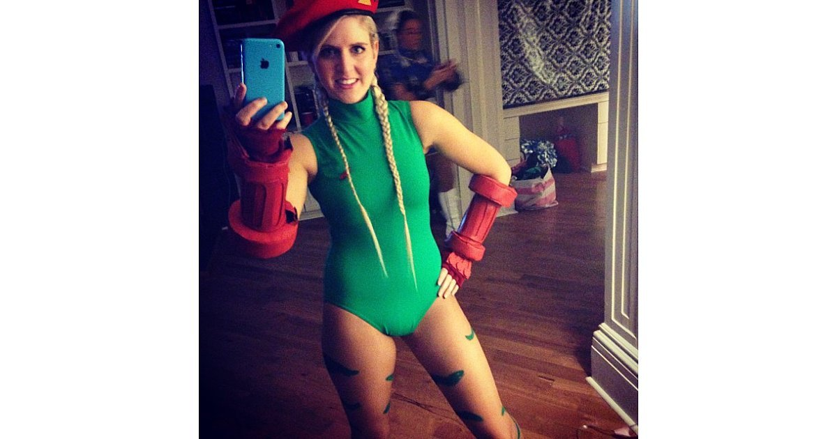 Cammy From Street Fighter | 100+ Halloween Costume Ideas ...