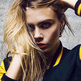 Cara Delevingne DKNY Collection