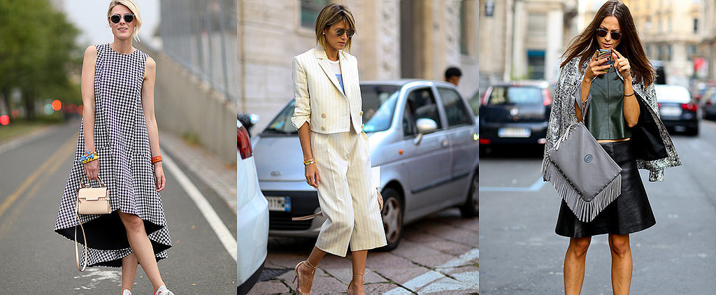 Street Style: 15 Looks and 3 Trends We Can't Wait to Copy