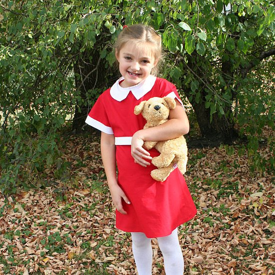Non-Princess Halloween Costumes