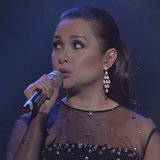Lea Salonga Singing A Whole New World Video