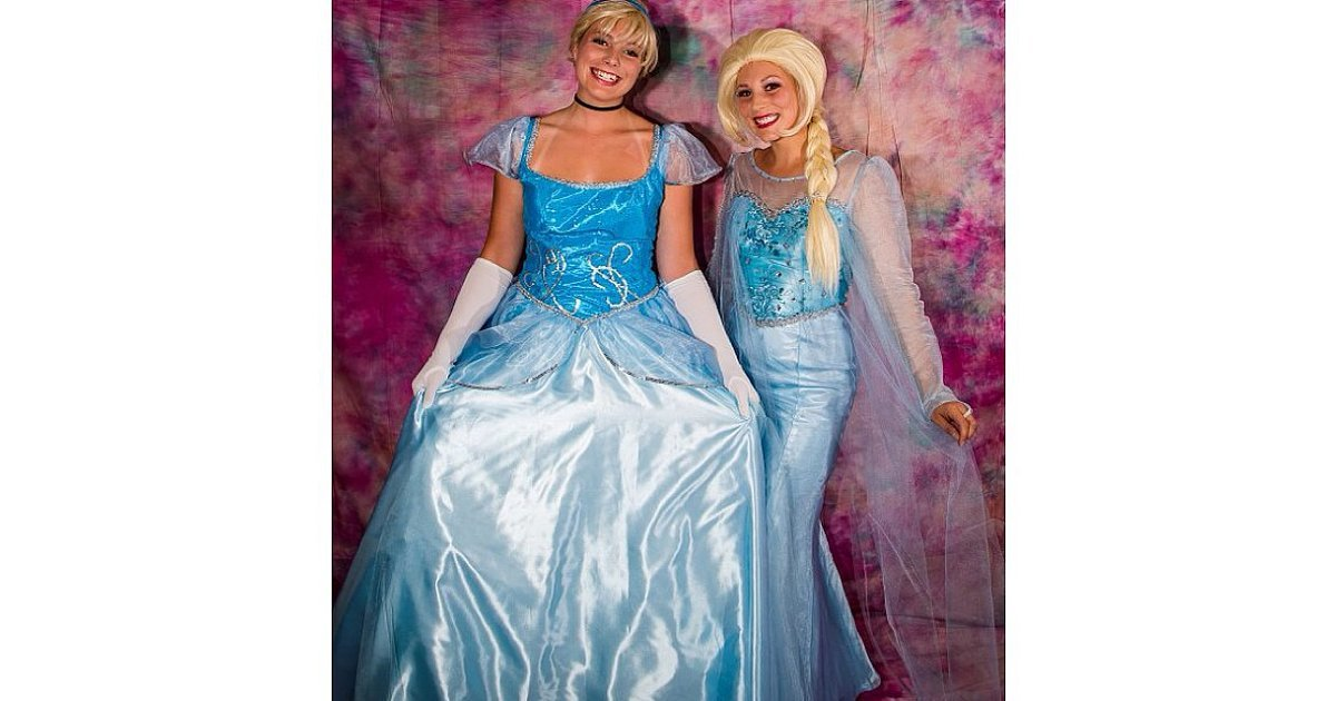 cinderella and elsa yes you can be a disney princess