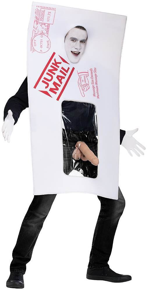 junk mail 50 of the most sexually inappropriate costumes