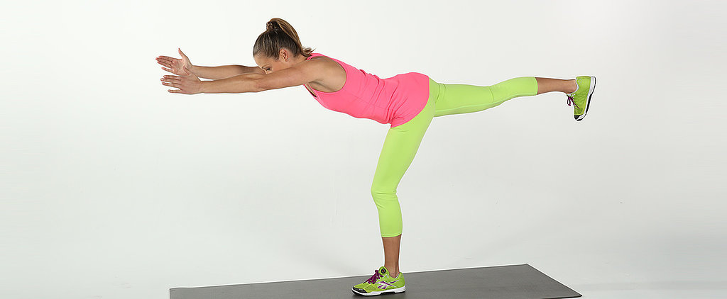 Sculpt Your Legs For Halloween in 3 Moves