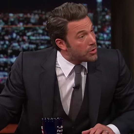 Ben Affleck Bill Maher Real Time Fight