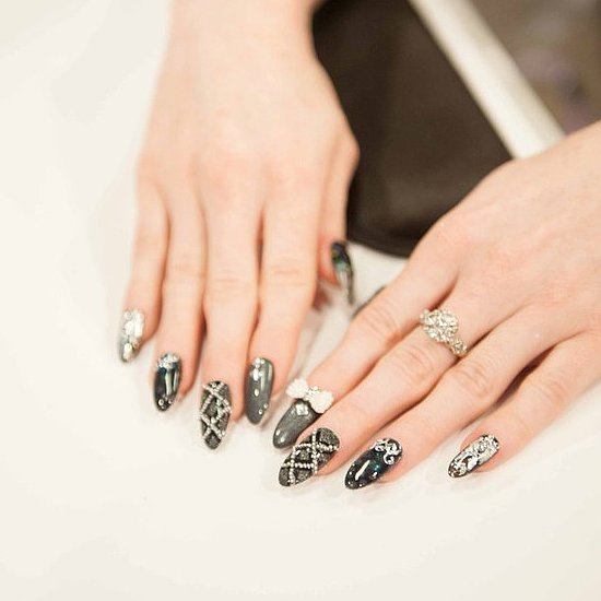 You Can't Miss These Outrageously Awesome 3D Nail Art Looks