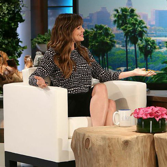Jennifer Garner Talking About Ben Affleck's Nude Scene