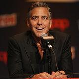 George Clooney à Comic-Con