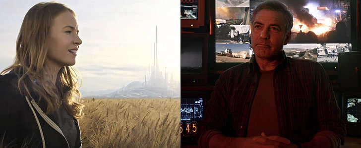 See George Clooney in the First Tomorrowland Trailer