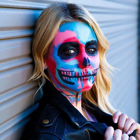 Cara Delevigne Skeleton Halloween Costume How To