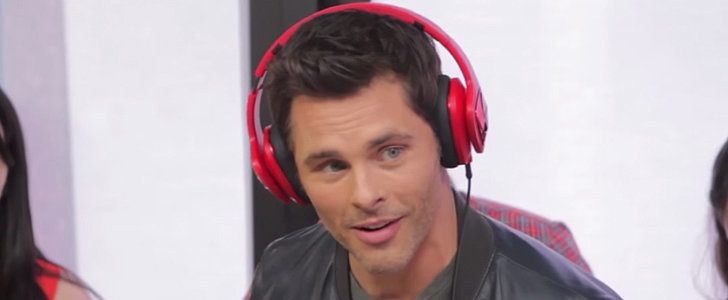 James Marsden Croons a Garth Brooks Classic With a Cute Country Twang