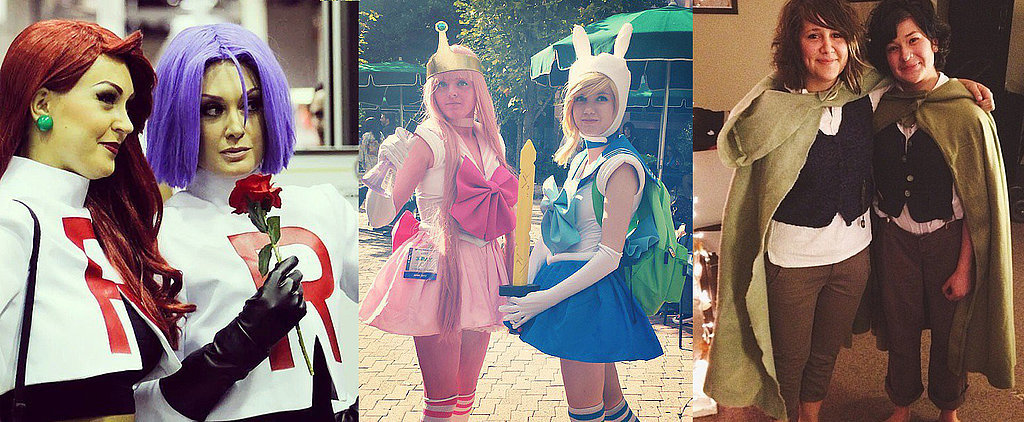 40+ Amazing Costumes For Geeky Groups