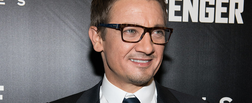 "How Jeremy Renner Changed His Mind About Media ""Smut"""