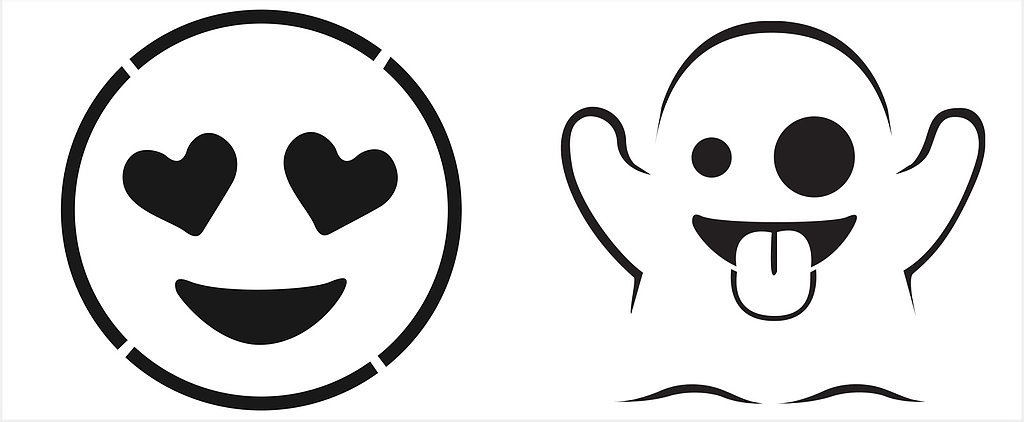 The Emoji Pumpkin Templates of Your Dreams Are Here