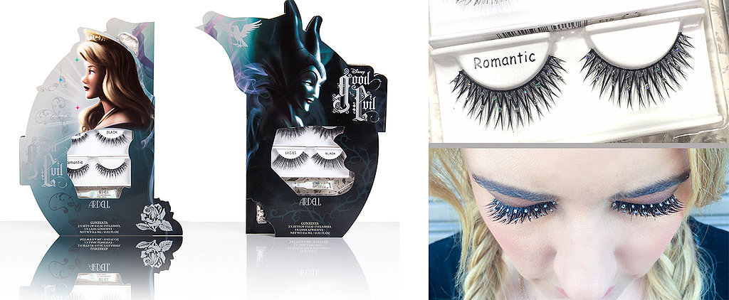 Disney Princess Lovers Should Own These Faux Lashes