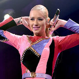 Iggy Azalea's American Music Awards Nominations
