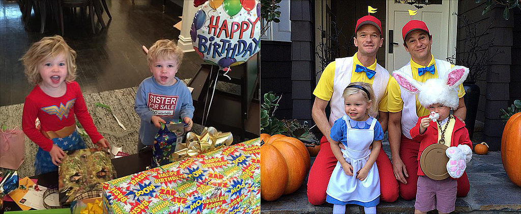 Neil Patrick Harris and David Burtka's Twins Celebrate Their Birthday in Style