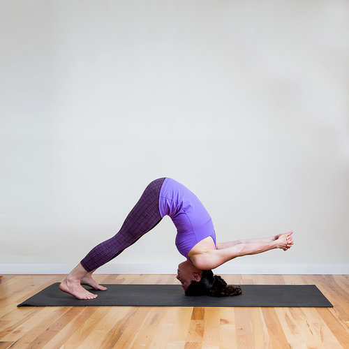 Yoga Poses to Relieve Tension Around Shoulders and Neck