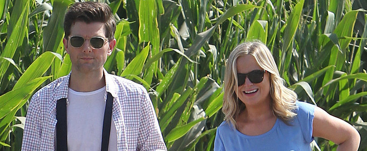 Parks and Recreation's Ben and Leslie Are Back! . . . in the Future