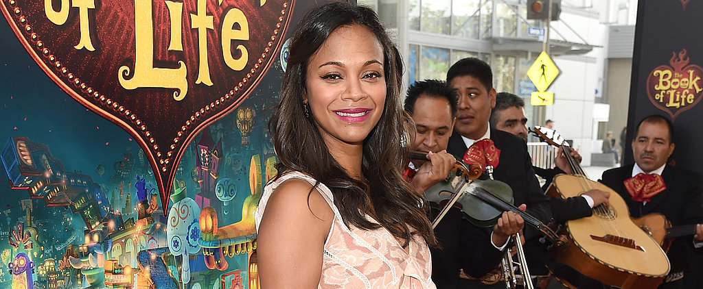 Zoe Saldana Is Pregnant With Twin Boys!
