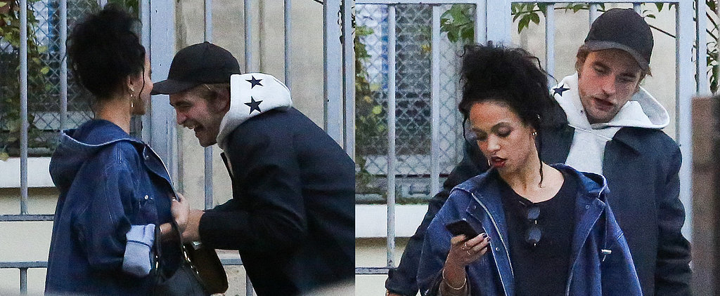 Robert Pattinson and FKA Twigs Make One Seriously Adorable Couple