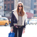 Shearling Clothes For Fall