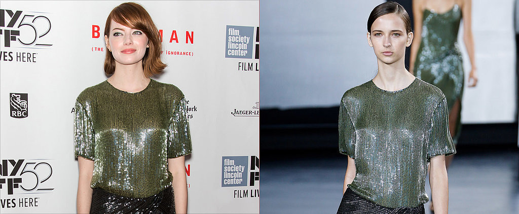 Emma Stone Is the Latest Star to Snag the Ultimate Fashion Perk