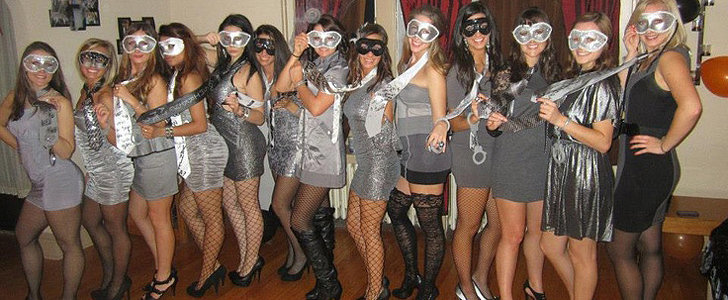 50 Shades of Halloween Costume Inspiration