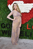 Blake Lively Brings Her Baby Bump to the Red Carpet
