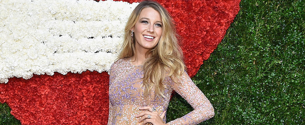 """Mom-to-Be Blake Lively on Her Growing Bump: """"Have You Seen Me?!"""""""