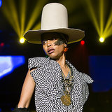 Erykah Badu Sang on the Streets of NYC, and All She Made Was a Lousy $3.60