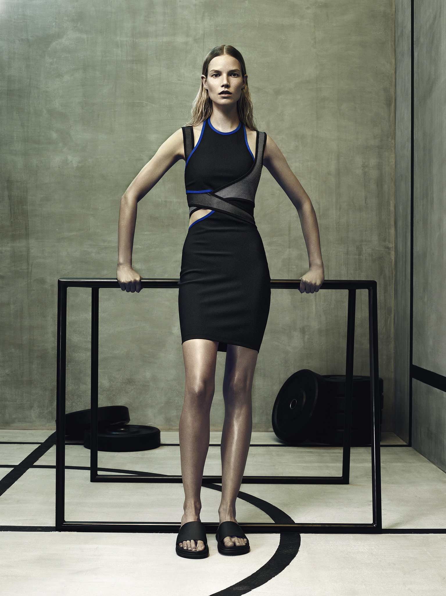 It's been a long, slow reveal, but finally the entire Alexander Wang x H&M look book is here.. There's been a lot of buzz about this collection. Alexander Wang, now firmly entrenched at Balenciaga.