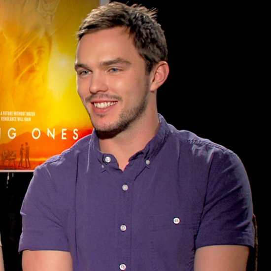 Nicholas Hoult Young Ones Interview Video
