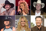 Your Favorite Country Stars - Then and Now