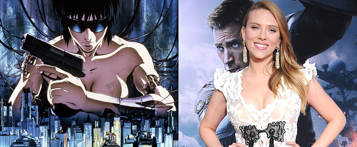 Scarlett Johansson Has Been Offered the Lead in Ghost in the Shell