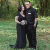 Gothic Halloween Wedding