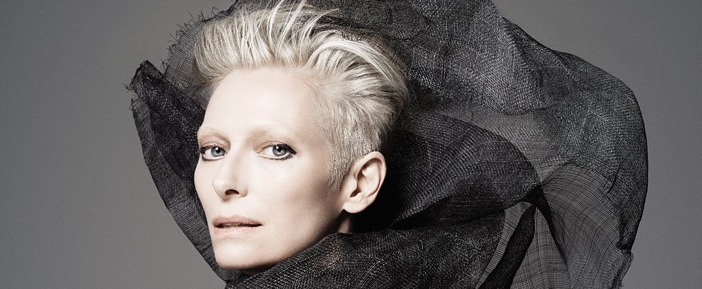 Of Course Tilda Swinton Is the New Face of Nars