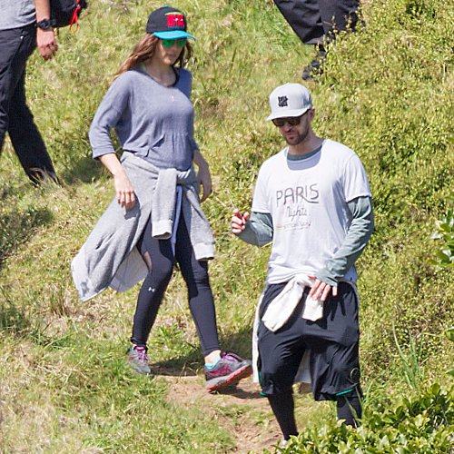 Justin Timberlake and Jessica Biel Anniversary 2014 Pictures