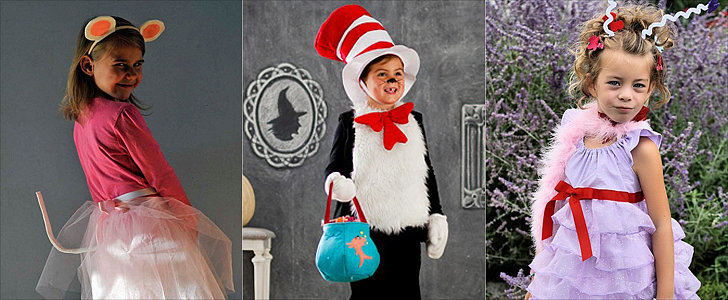 13 Costumes For Your Teeny Bookworm