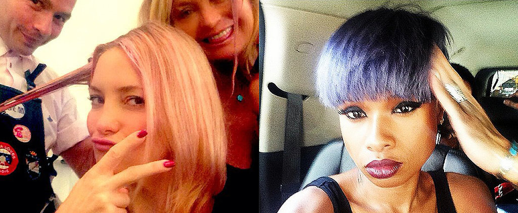 Rainbow Hair, Don't Care! 31 Ultrabright Celebrity Dye Jobs