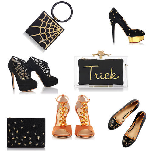 Charlotte Olympia Just Gave Us the Ultimate Halloween Treat