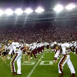 Put Your Hands Up For the FSU Marching Band's