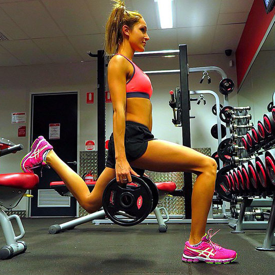 How Kayla Itsines Works Out