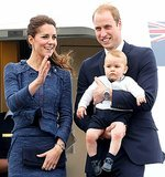 Will & Kate's Second Royal Baby is Due in April
