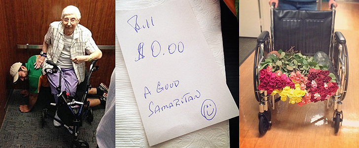 Instagram's Most Incredible #ActsofKindness