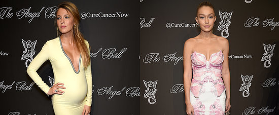 All Eyes Were on Blake Lively and Gigi Hadid at Today's Angel Ball