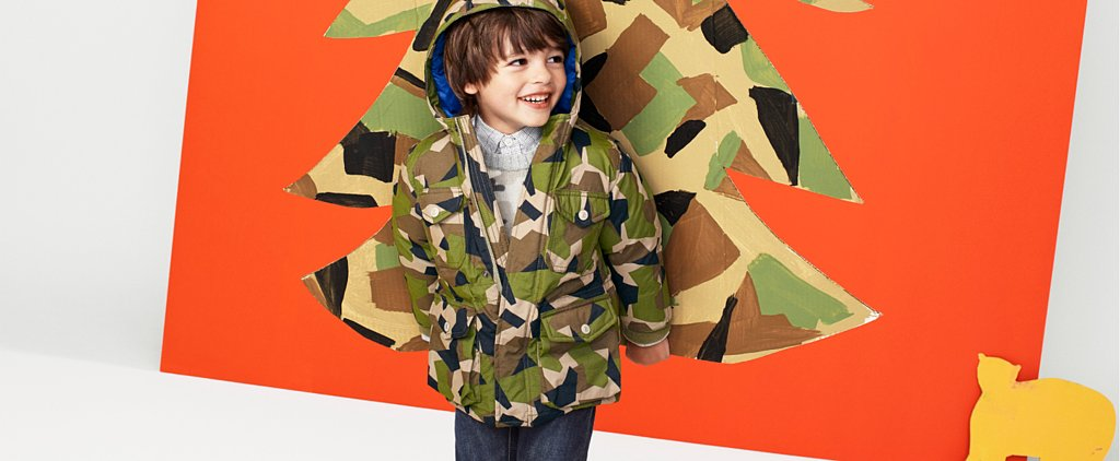 See the GapKids x Kate Spade and Jack Spade Collection in Its Entirety!