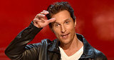 Matthew McConaughey Is Proud of His Romantic Comedies, So There